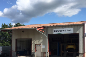 Photo du garage à UPAIX : Garage FG Auto